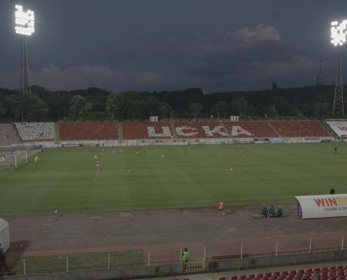 CSKA-Sofia - Beroe camera FOV