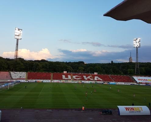 FOV at CSKA-Sofia - Beroe