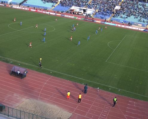 CSKA-Sofia attack against Levski