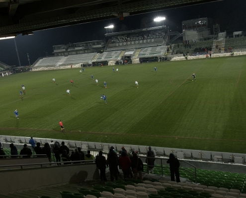 Camera FOV at Ludogorets Arena