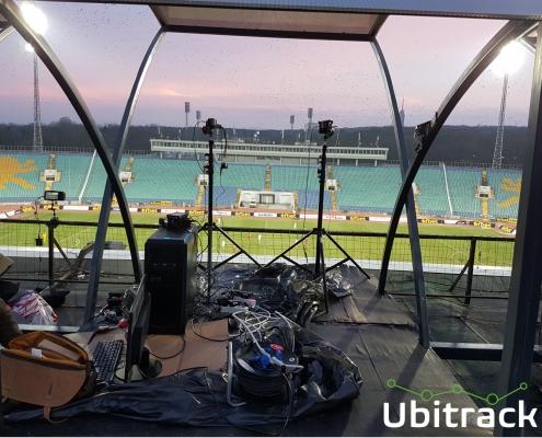 Ubitrack hardware set-up