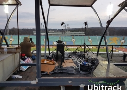 Setting-up additional cameras