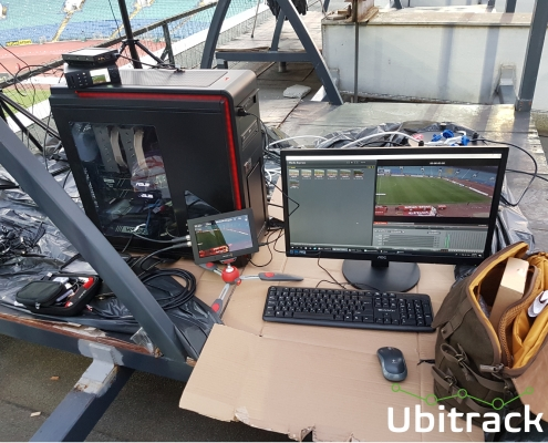 Ubitrack field workstation