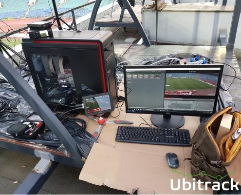 Ubitrack field workstation