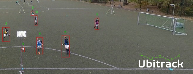 Youth players tracked
