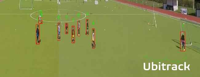 Tracking players when far