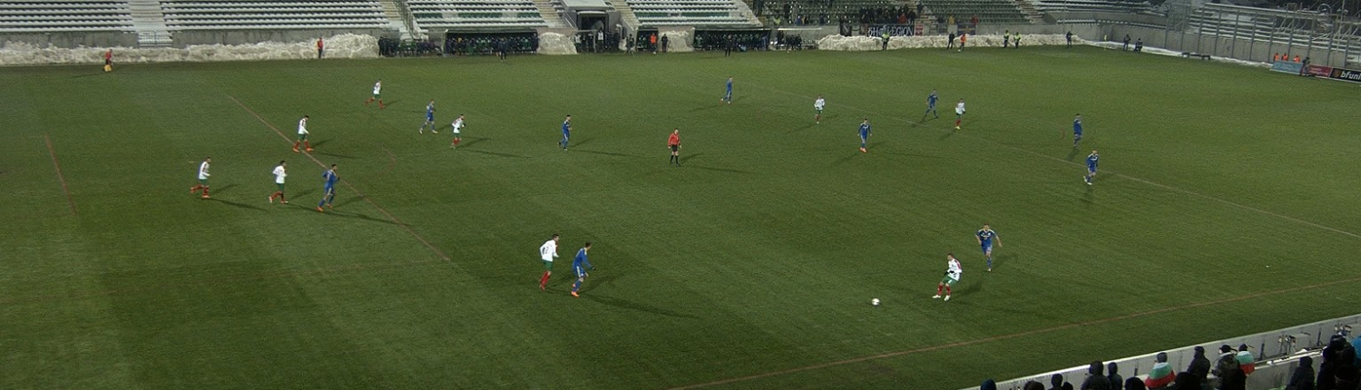 Bulgaria vs Bosnia&Herzegovina International Friendly