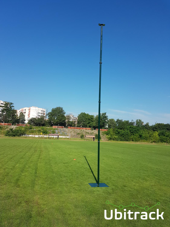 Ubitrack mast